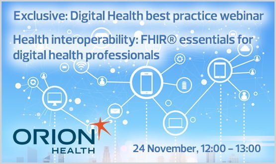 Health interoperability: FHIR® essentials for digital health professionals – Webinar