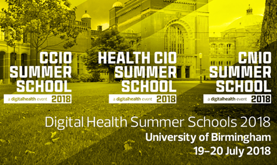 Digital Health Summer Schools 2018