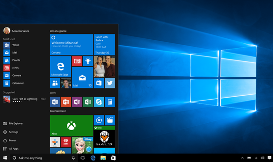 Only one percent of acute NHS trusts have migrated to Windows 10