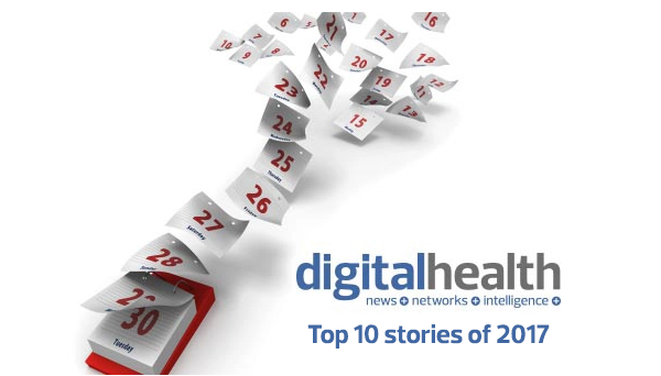 Digital Health's Top 10 most read stories of 2017
