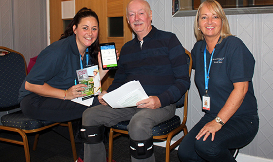East Lancashire Hospitals Trust adopts fall-preventing wearables