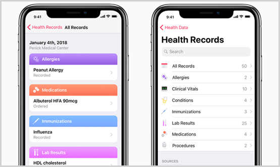 Apple launches feature for iOS 11.3 allowing customers to view medical records
