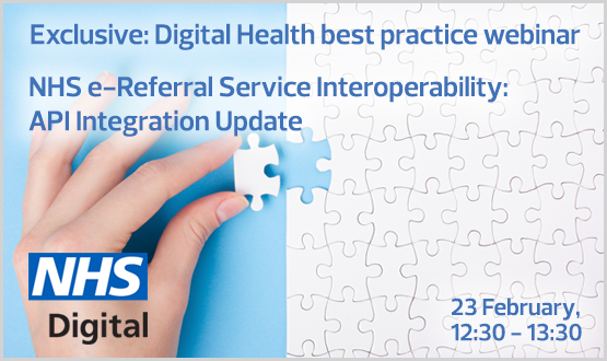 Webinar: NHS e-Referral Service Interoperability: API Integration Update