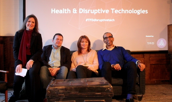Digital executives discuss consumer power at health and tech event