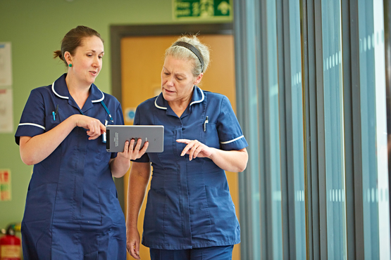 Pennine Acute Hospitals NHS Trust deploys mobile working across community services