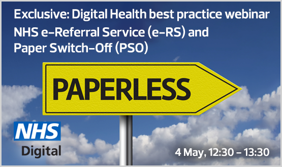 Webinar: NHS e-Referral Service (e-RS) and Paper Switch-Off (PSO) – the countdown continues. Are you ready for just e-RS?