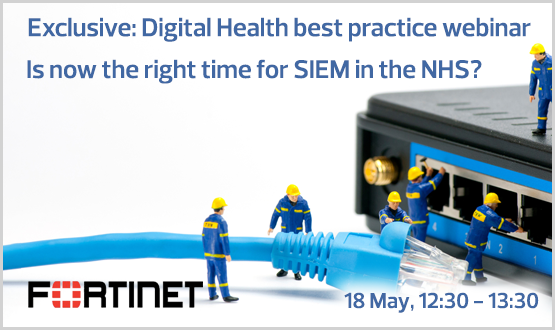 Webinar: Is now the right time for SIEM in the NHS?