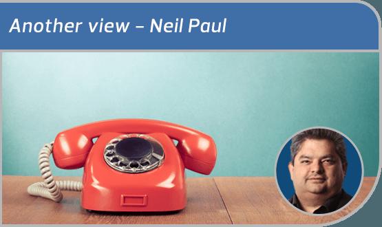 Neil Paul Phone