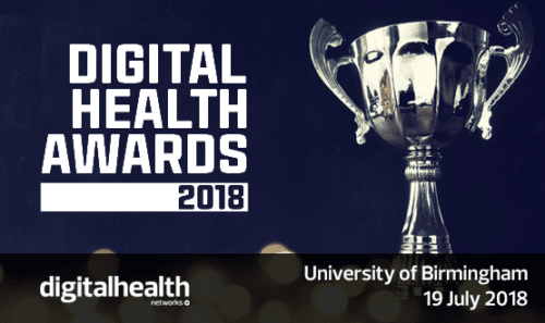 Digital Health Awards 2018