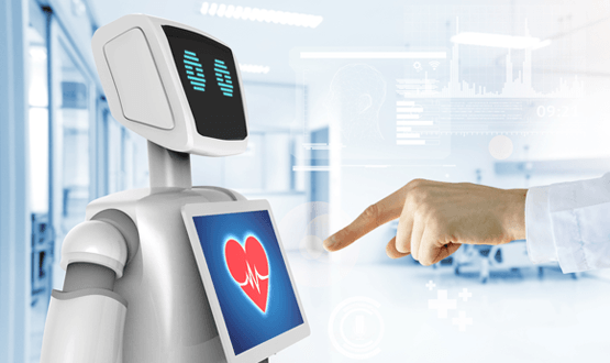 Robo-docs and AI could 'save NHS £12.5bn a year', claims Darzi report