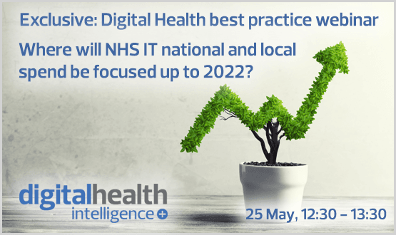 Webinar: Where will NHS IT national and local spend be focused up to 2022?