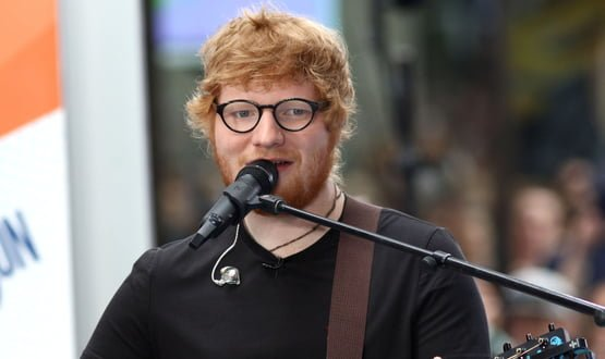 Hospital staff See Fire after accessing Ed Sheeran's personal details