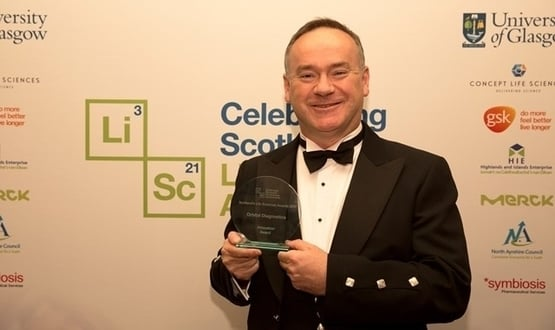 St Andrews team scoops Life Sciences Award for work in antibiotic resistance