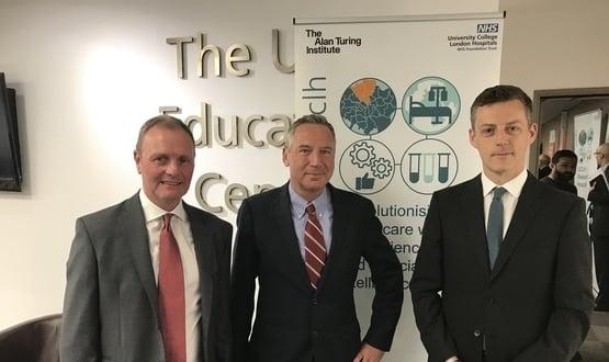 University College London Hospital explores AI possibilities