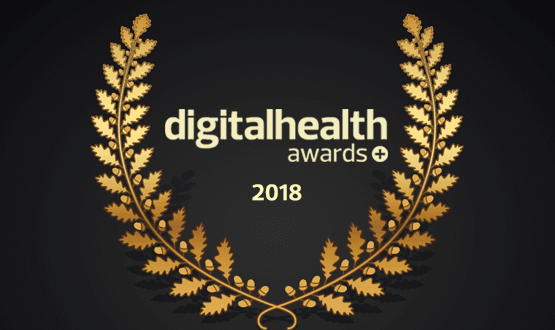 Make your vote count in the Digital Health Awards 2018