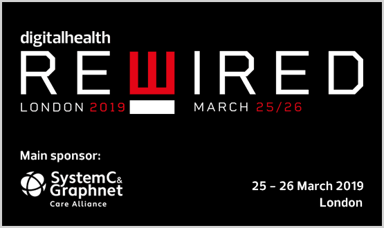 Just one week to go until Digital Health Rewired