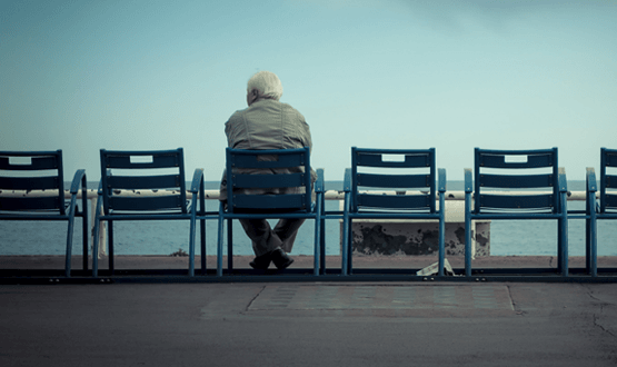 Could tech help the looming crisis of Loneliness and the Aging Population?