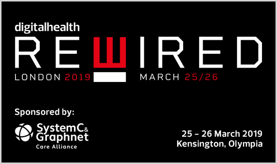 Digital Health to disrupt health IT events market with launch of 'Rewired'