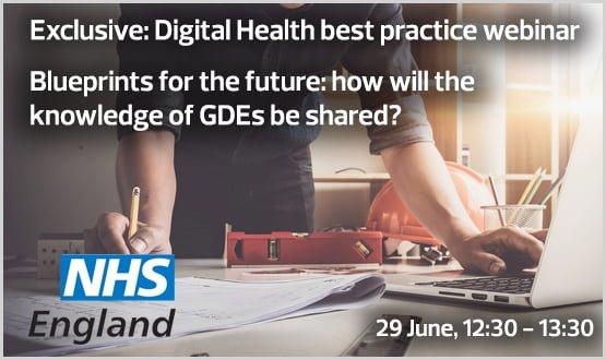 Digital Health Best Practice Webinar - Blueprints for the future