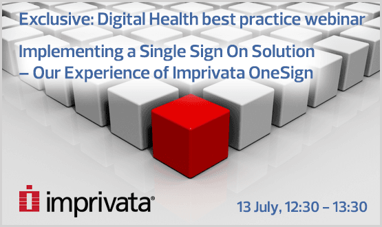 Implementing a Single Sign On Solution – Our Experience of Imprivata OneSign