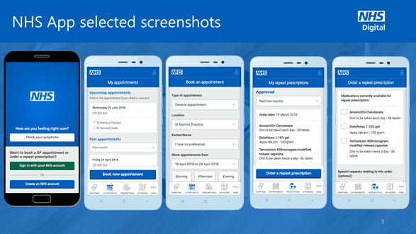 Free NHS App to be available to all 'by December' following beta tests