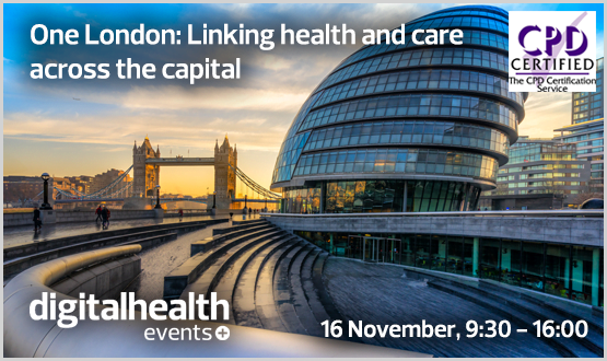 One London: linking health and care across the capital
