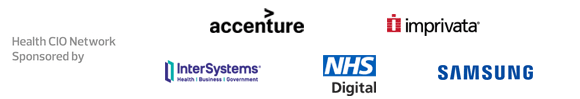 Health CIO Network Sponsors - Accenture, Imprivata, InterSystems, NHS Digital, Samsung