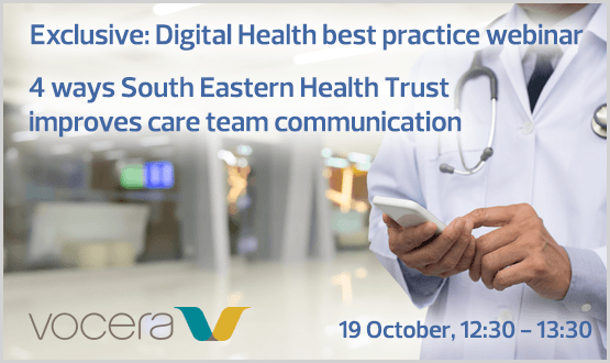Webinar: 4 ways South Eastern Health Trust improves care team communication