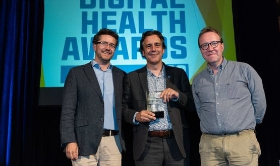 2018 Digital Health Award Winner Profile: Andy Kinnear