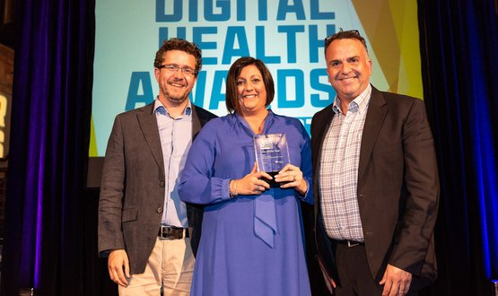 2018 Digital Health Award Winner Profile: Phillipa Winter