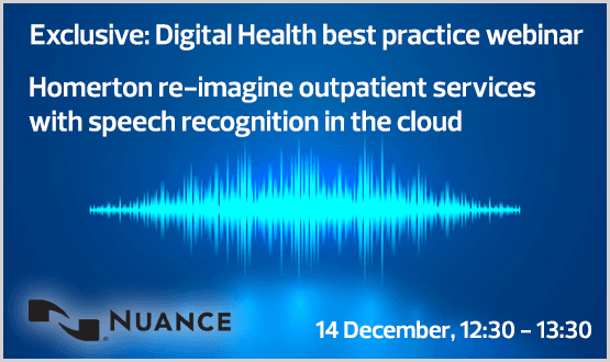 Webinar: Homerton re-imagine outpatient services with speech recognition in the cloud