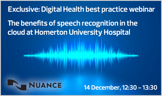 Webinar: The benefits of speech recognition in the cloud at Homerton University Hospital