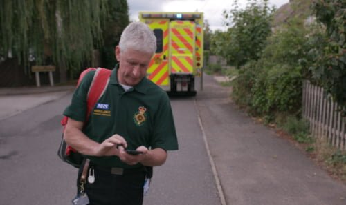 SCAS mobile device