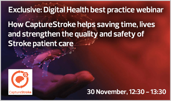 Webinar: How CaptureStroke enabled Royal Cornwall NHS Trust to increase the quality and safety of Stroke care, saved lives and delivered cashable ROI – Royal Cornwall Hospitals NHS Trust Case Study
