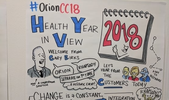 Orion labels 2018 'key year' at annual customer conference