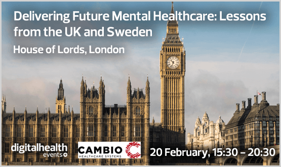 Delivering Future Mental Healthcare: Lessons from the UK and Sweden