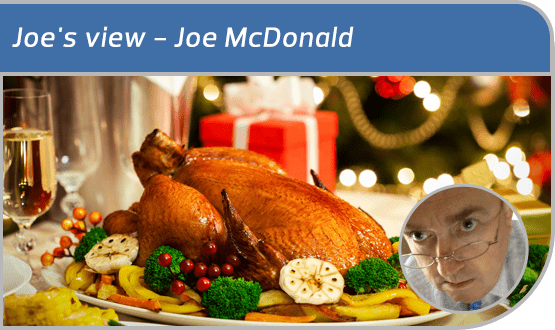 Joe's View: On turkey and the trip to Abilene