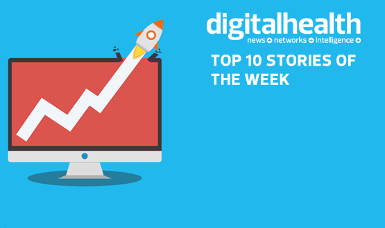 Digital Health News' top 5 stories of the week
