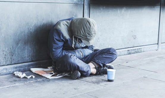 Digital outreach programme boosts health of homeless people in Hastings