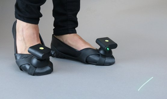 Innovation focus: Helping people with Parkinson's to walk more easily