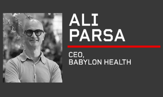 Babylon CEO wants to make healthcare 'accessible' for all