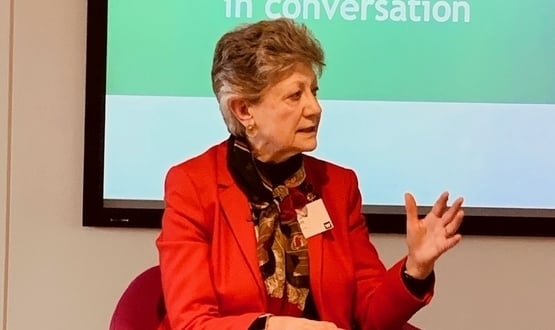 Fiona Caldicott appointed first statutory National Data Guardian for health