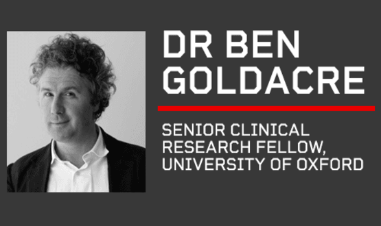 Data analytics in healthcare not focused on insight, Goldacre argues