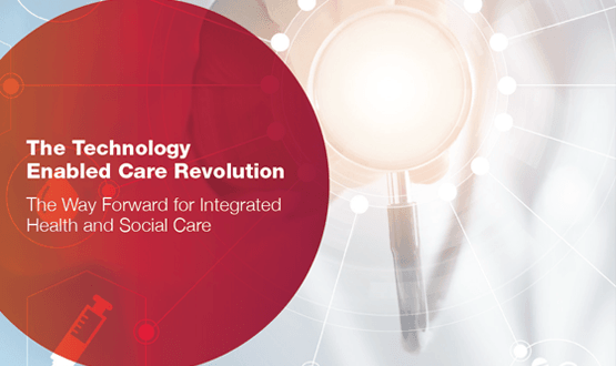 The need for an open approach to the technology-enabled care revolution