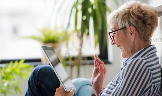Digital tech can be used to reduce loneliness, Vodafone report finds
