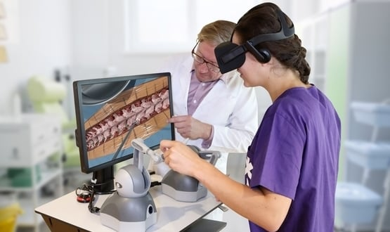 VR surgical simulator first to receive Royal College accreditation