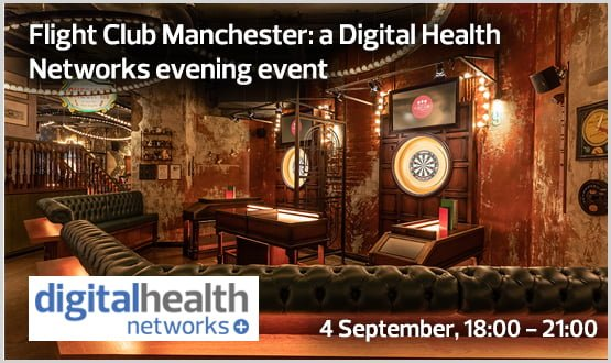 Flight Club Manchester: a Digital Health Networks evening event