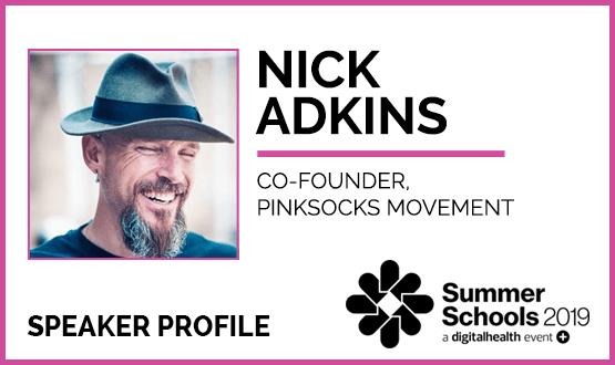 Think pink(socks) at Digital Health Summer Schools 2019