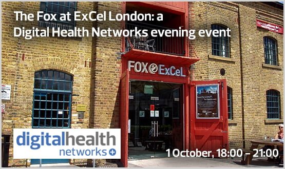 The Fox at ExCel London: a Digital Health Networks evening event