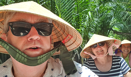 Joe's View: On data fever in the Mekong Delta
